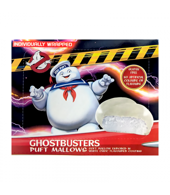 Ghostbusters Puft Mallows 10-Pack - 130g Sweets and Candy