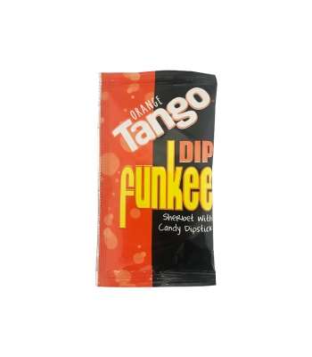 Tango Funkee Dip Sherbert w/ Candy Dipstick - 15g Sweets and Candy