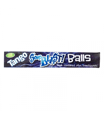 Tango Sour Blast Balls - 21g Sweets and Candy