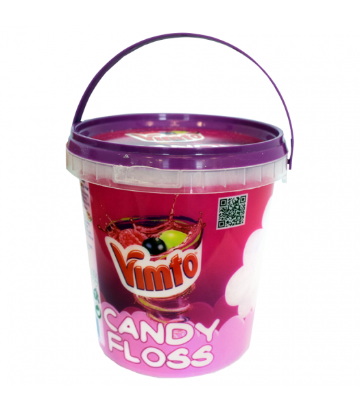 Vimto Candy Floss - 50g Sweets and Candy