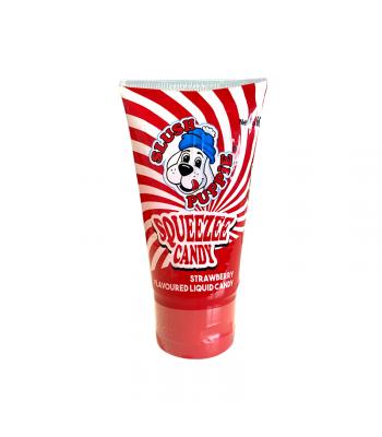Slush Puppie Squeezee Liquid Candy - Strawberry - 60g Sweets and Candy Slush Puppie