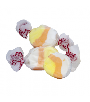 Taffy Town Candy Corn Salt Water Taffy Cup (23pcs) (182g) Sweets and Candy Taffy Town