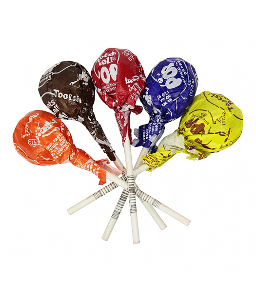 Tootsie Pop GIANT Assorted Flavour - SINGLE - 0.85oz (24g) Sweets and Candy Tootsie