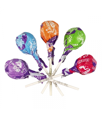 Tootsie Pop Assorted Wild Berry Flavour - SINGLE - 0.6oz (17g) Sweets and Candy Tootsie