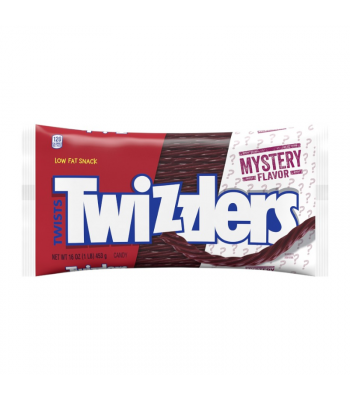 Twizzlers Mystery Flavour Twists - 16oz (453g) Sweets and Candy Twizzlers