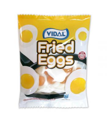 Vidal Fried Eggs - 3.5oz (100g) Sweets and Candy Vidal
