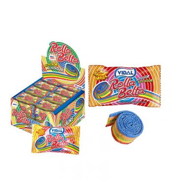 Vidal Rolla Belta Rainbow - SINGLE Sweets and Candy Vidal