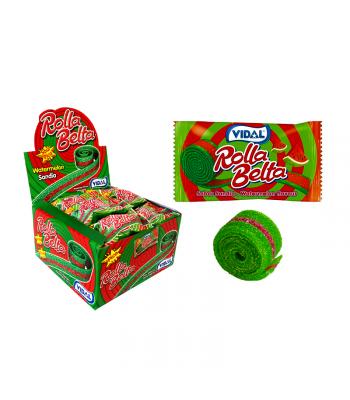 Vidal Rolla Belta Watermelon - SINGLE Sweets and Candy Vidal