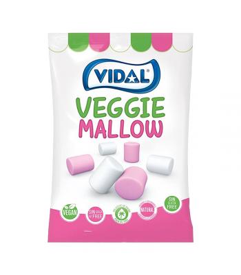 Vidal Veggie Mallow - 150g Sweets and Candy Vidal