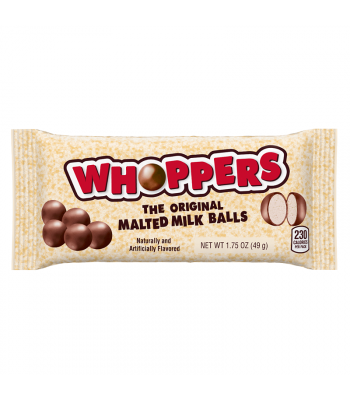 Whoppers Malted Milk Balls 1.75oz (49g)