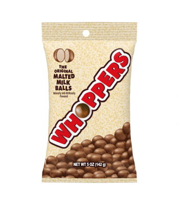 Whoppers Peg Bag - 5oz (141.7g) Sweets and Candy Whoppers