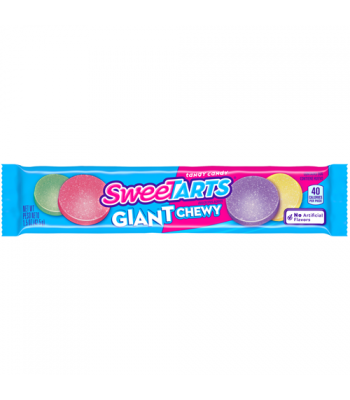 Giant Chewy Sweetarts - 1.5oz (42g) Sweets and Candy Nestle