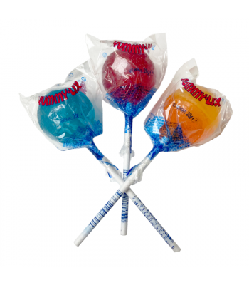 Yummy-Lix Gourmet Lollipop - 28g Sweets and Candy
