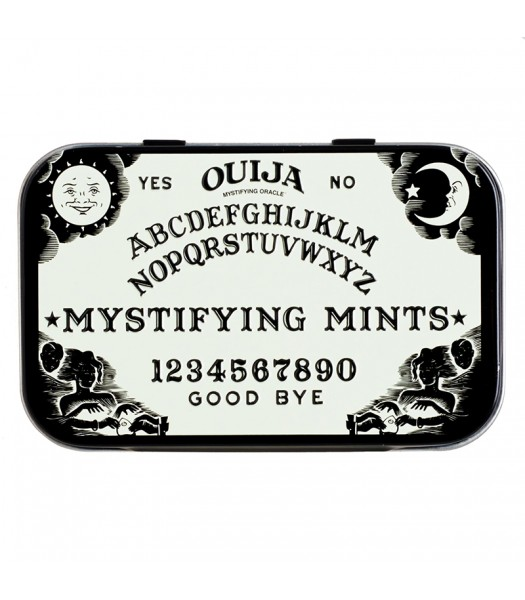 Boston America Ouija Mystifying Mints 1.5oz (42.5g) Hard Candy Boston America