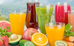 Fruit Juice & Drinks