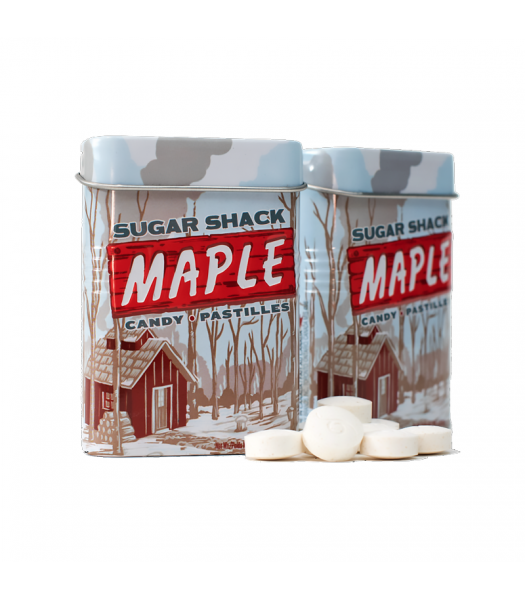 Sugar Shack Maple Candy Pastilles - 1.07oz (30g) Canadian Products