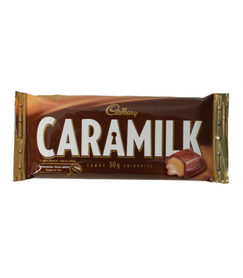 Clearance Special - Cadbury Caramilk 50g **Best Before: October 19** Clearance Zone