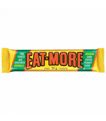 Hershey's Eat-More Bar  (52g) [Canadian Import] Canadian Products Hershey's