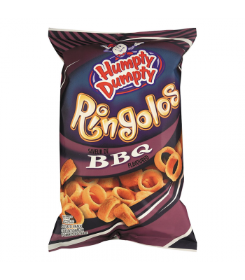 Humpty Dumpty BBQ Ringolos (50g) Canadian Products