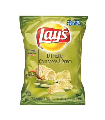 Lay's Dill Pickle (40g) Canadian Products