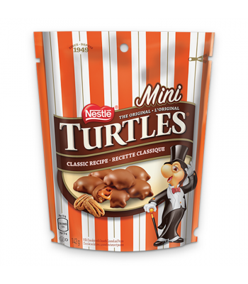 Nestle Turtles Mini Peg Bag 142g