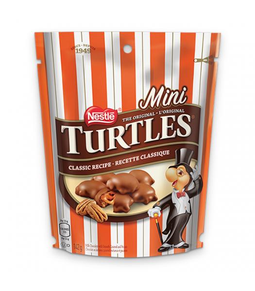 Nestle Turtles Mini Peg Bag 142g