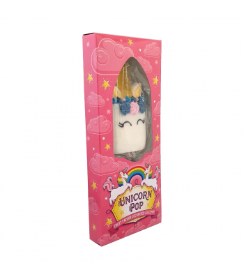 Unicorn Fruit Flavoured Lollipops - 90g Sweets and Candy