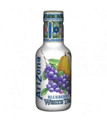 AriZona Blueberry White Tea - 500ml Soda and Drinks Arizona