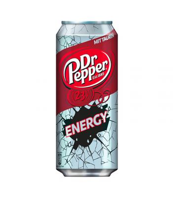 Dr Pepper Energy - 250ml  Dr Pepper