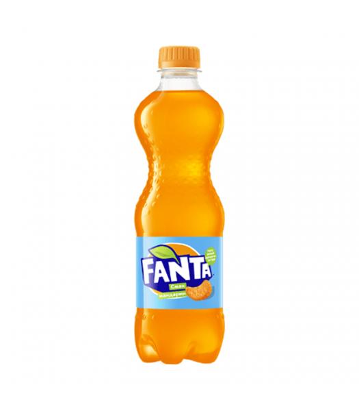 Fanta Mandarin 500ml (EU) Soda and Drinks Fanta