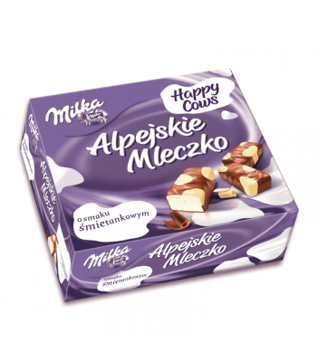 Milka Alpejskie Mleczko Happy Cows - 330g (EU) Sweets and Candy Milka