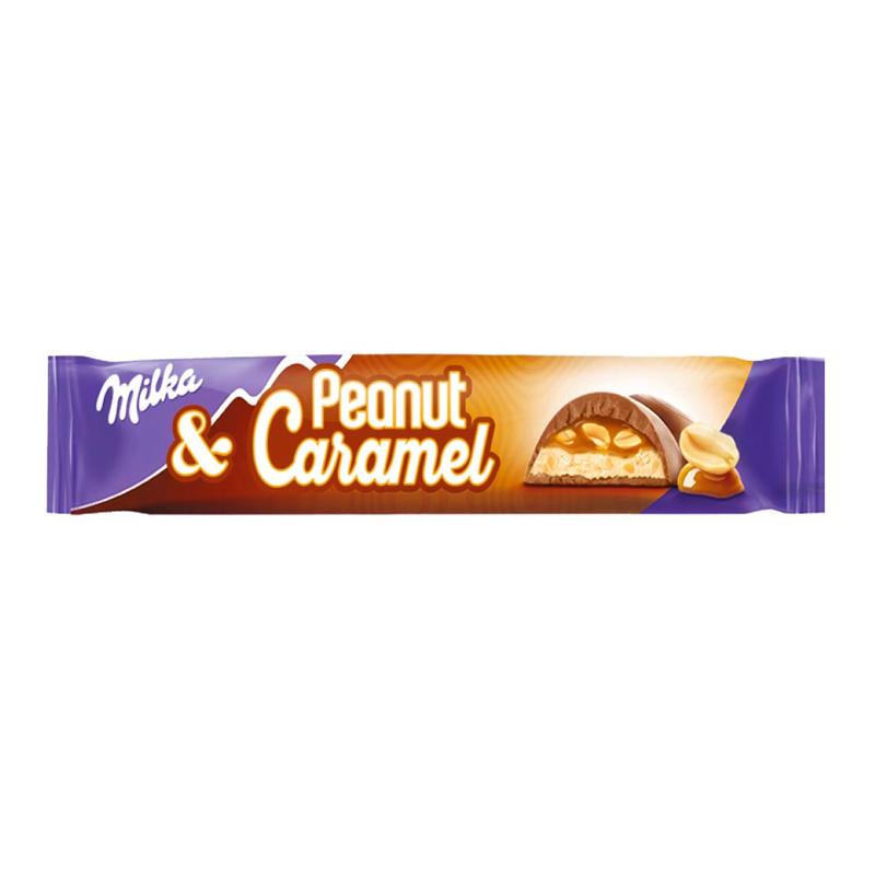 Milka Peanut Caramel 37g