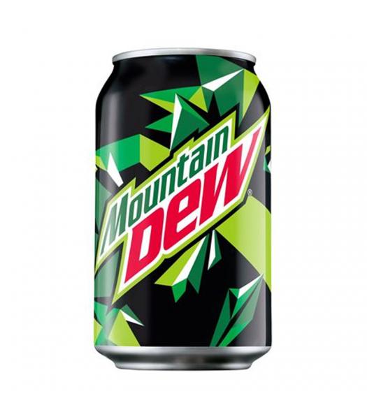 Mountain Dew (EU) (330ml) Soda and Drinks Mountain Dew