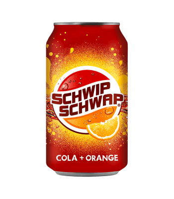 Pepsi Schwip Schwap (330ml) Soda and Drinks Pepsi