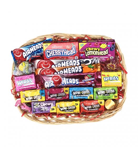 Junior American Candy Small Hamper Gift Hampers Junior