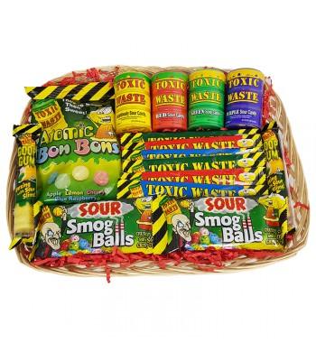 Toxic Waste Super Sour Candy Hamper Gift Hampers