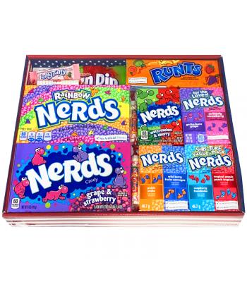 The Classic Wonka Mix - Large Tray Gift Hampers Nestle